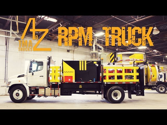 Episode 12 - The RPM Truck │Royal Truck & Equipment