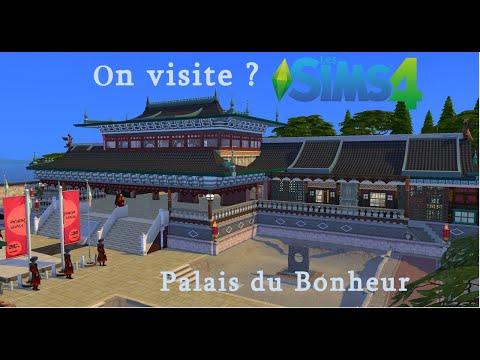 On visite le Palais du Bonheur