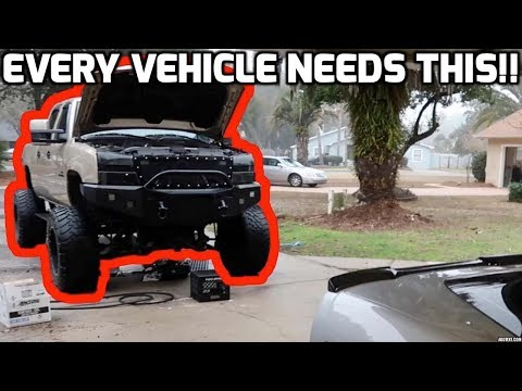 DURAMAX oil change MADE EASY! NO MORE MESS!