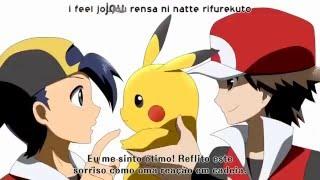 Pokemon Parody - Kekkai Sensen Ending - Legendado