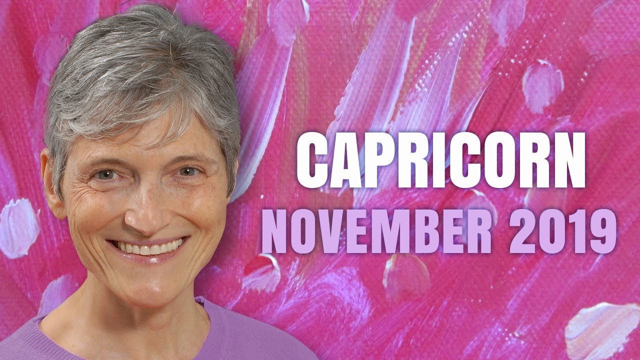 michele knight weekly horoscope november 2019