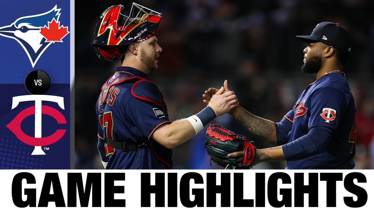 Download Blue Jays vs. Twins Game Highlights (9/24/21) | MLB Highlights