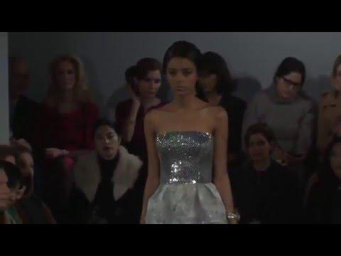 Oscar de La Renta Fall/Winter 2016/2017 Collection - New York Fashion Week