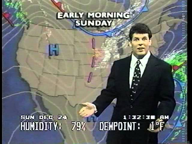 Weather Channel - Dec 24, 1989 (1:26-1:36 AM CT)