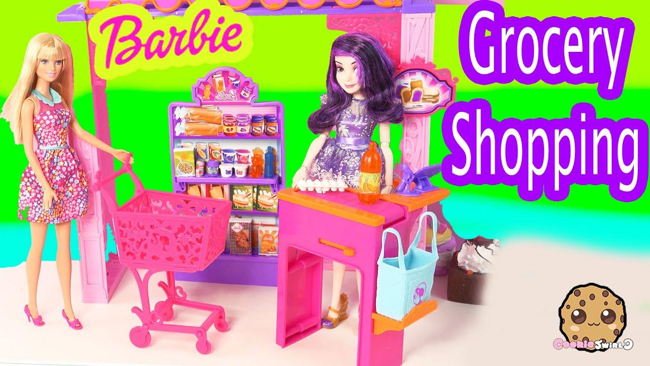 barbie malibu ave grocery store