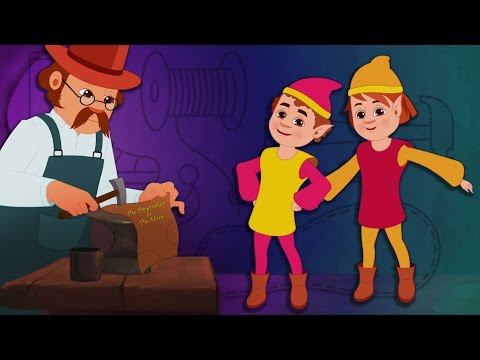 Fairy Tales - The Elves And The Shoemaker