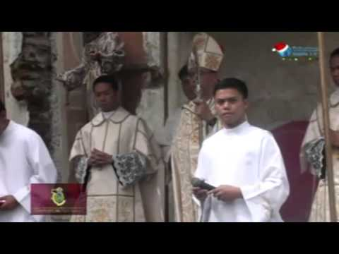 Golden Jubilee of the Diocese of San Pablo Part I