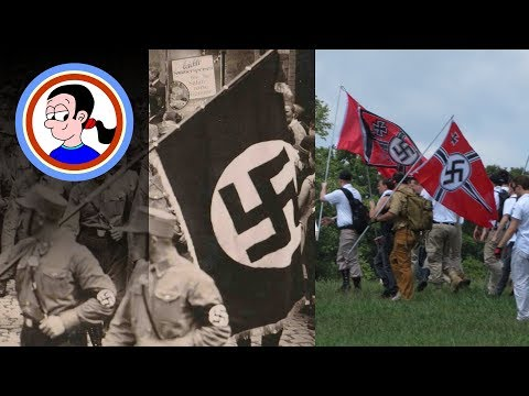 Charlottesville and the Weimar Republic