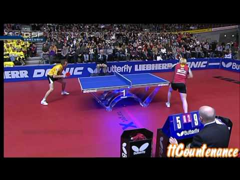 Final Four: Deutsche Tischtennis Liga