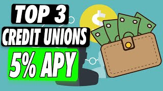 Top 3 Credit Unions in 2019