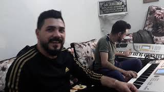 نوار الحسن الفيديو الأساسي لأغنية الله وعيونك مع عازف الأورغ فادي الجراش nawar alhassn