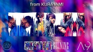 Alice Nine - from KURAYAMI (Lyrics) Sub Espa?ol, English, Romaji
