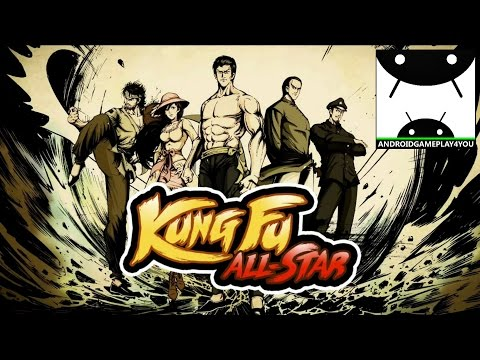 Kung Fu All-Star Android GamePlay Trailer [60FPS] (By InterServ International Inc.)