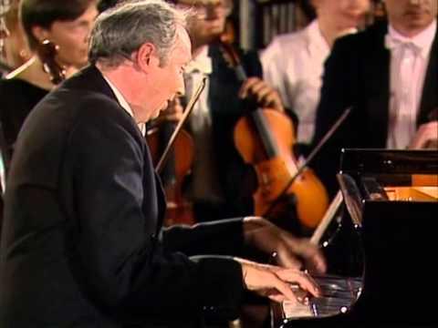 Mozart, Concierto para piano Nº 20, K466. Ivan Klánský, piano
