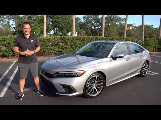 Apakah New 2022 Honda Civic A sedan sepadan dengan harganya?