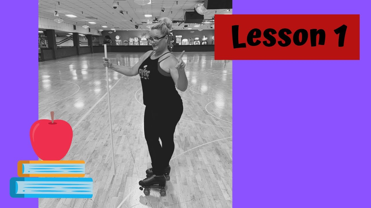 How to Roller Skate - Lesson #1