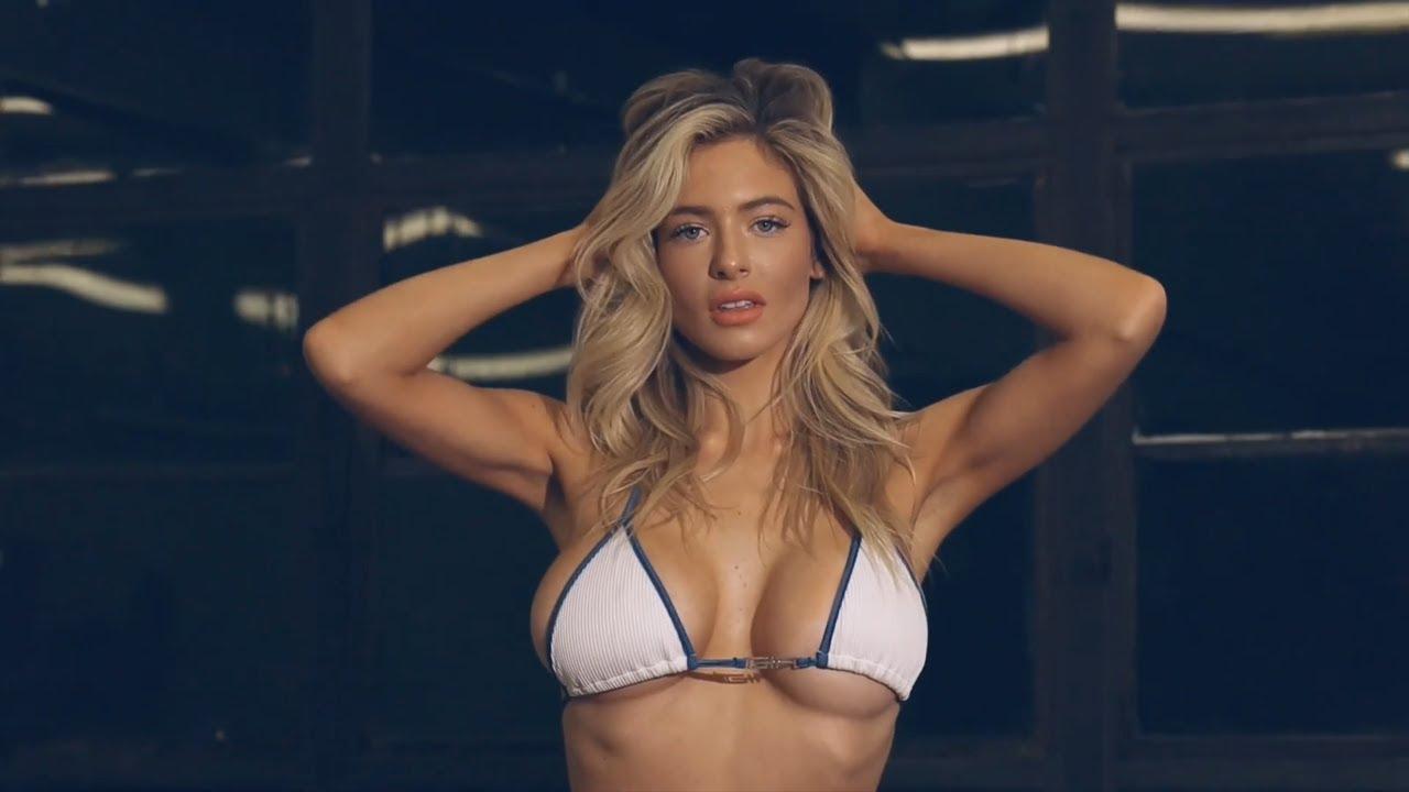Super Sexy Model Hannah Palmer FULL HD