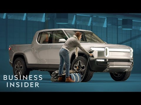 What EV Start-Up Rivian Is Doing That Tesla Isn't