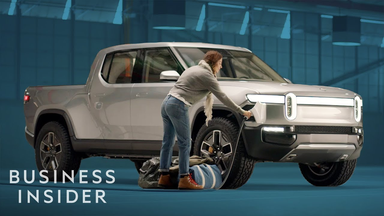 EV Manufacturer Rivian Delivers Its First All-electric Pick-up