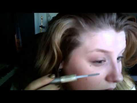 07f7a785e69 ELF Wet Gloss Lash & Brow Mascara Review - YouTube