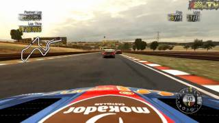 superstars V8: Next Challenge - Kyalami Gameplay