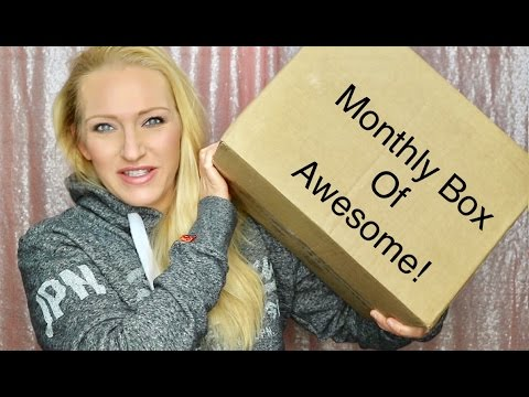 Daily Deals // Mystery Box of Awesome // What's in the Box?