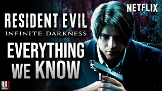 RESIDENT EVIL: Infinite Darkness || Everything We Know | Netflix Series