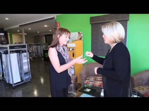 SHOWROOM TOUR by A Curtains and Blinds Gold Coast