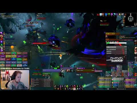 Mythrax the Unraveler [Heroic] | Affliction Warlock