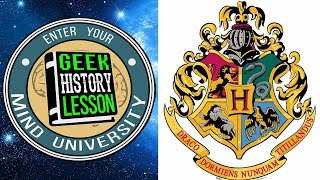 History of Hogwarts with Rachel Cushing - Geek History Lesson
