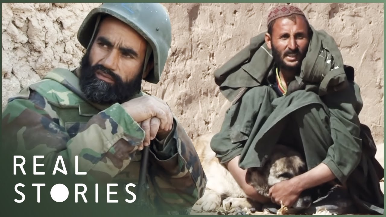 Taking On the Taliban: The Life of US Troops in Afghanistan (War POV Documentary) | Real Stories