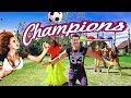 Чемпионат! Championship! Russian girls vs football players! Красивые болельщицы