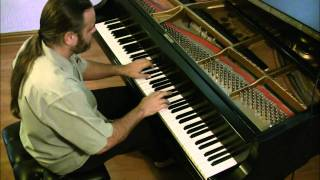 Chopin: Mazurka in A minor, op. 17 no. 4 | Cory Hall, pianist-composer