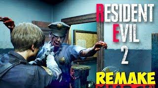 НОВЫЕ ЗАГАДКИ - ВТОРОЙ МЕДАЛЬОН - Resident Evil 2 Remake #2