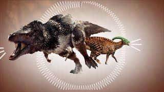 Wie sich Dinosaurier angehört haben (und woher wir das wissen)