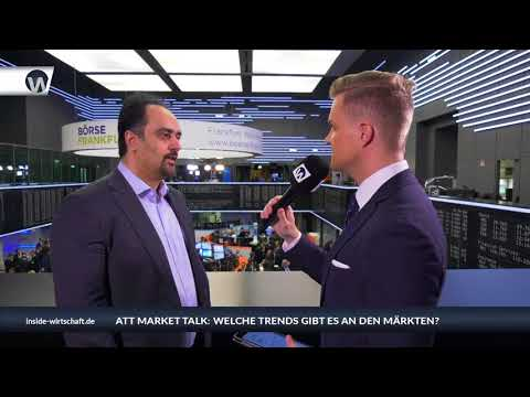 ATT an der Börse in Frankfurt - im Experten-Interview mit Manuel Koch von inside-wirtschaft.de