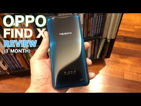 รีวิว Oppo Find X ใช้ 1 เดือน ( review ) ไม่เสียทีที่หายไปนาน   Q Taymee