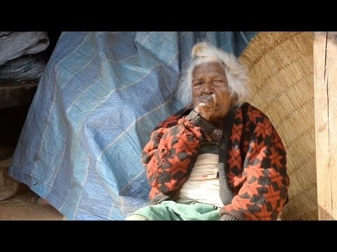 112-Year-Old Puts Longevity Down To Smoking 30 A Day