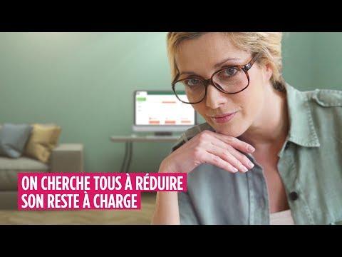 Vidéo Espace Client Groupama.fr - Géolocaliser des professionnels de santé Sévéane