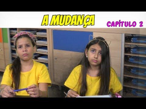 A MUDANÇA  - Júlia foi trapaceada  ( PARTE 2 ) - Julia Moraes