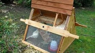 Building A Chicken Coop Plans Free