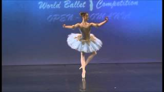 Leanne Fromm World Ballet Competition 2013