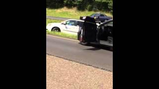 High speed chase on I55 Panola County