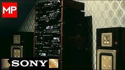 Sony ES Hi-Fi system 1990's with APM-22ES speakers