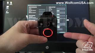 How to Use Pre Record on the WOLFCOM Halo Police Body Camera