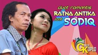 Duet Romantis RATNA ANTIKA Feat SODIQ Monata Full Album [2018]