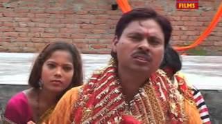 HD 2014 New Bhojpuri Durga Bhajan | Kaise Kari A Maai Bidai Aawata Hamra Rowai | Santosh Kumar Yadav