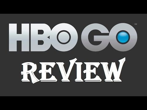 HBO Go Streaming App review - Roku