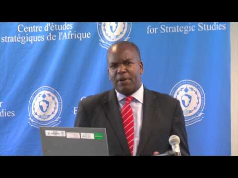 Maritime Security & Safety in Africa - Dr. Assis Malaquias