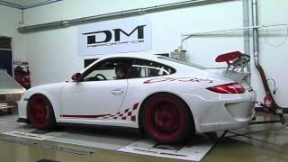 2011 PORSCHE 997 GT3 RS